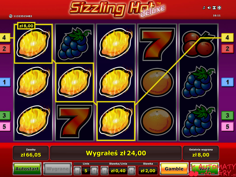 william hill online casino sizzling